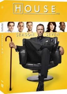 DVD de la saison 7 de Dr House