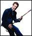 Hugh Laurie et la musique